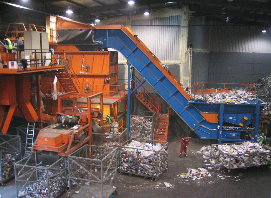 Recycling Plant