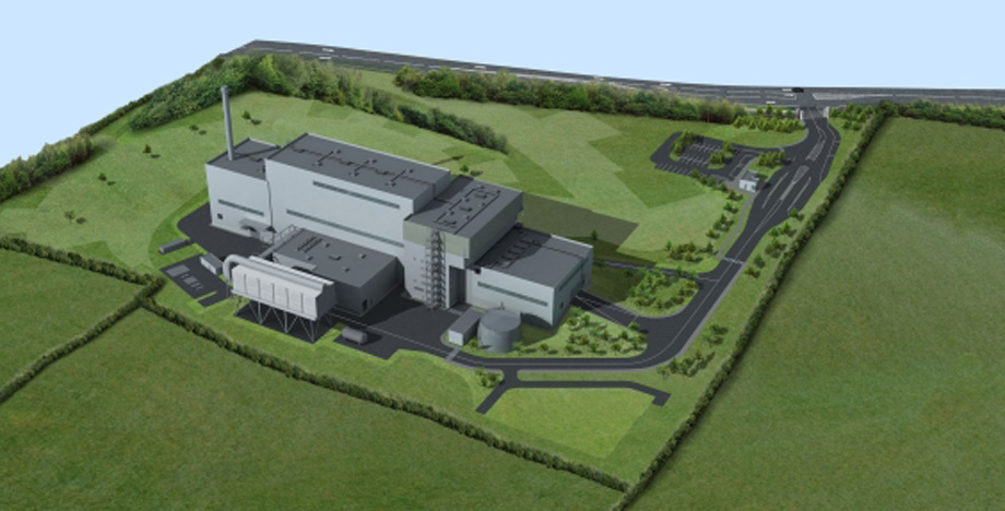 Indaver, waste to energy plant