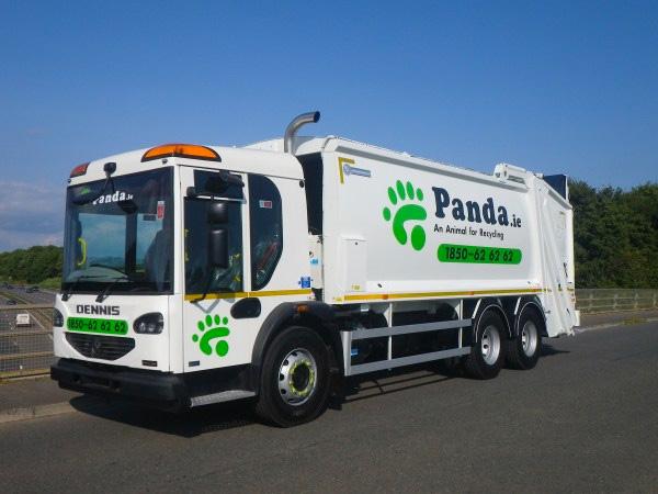 Panda truck